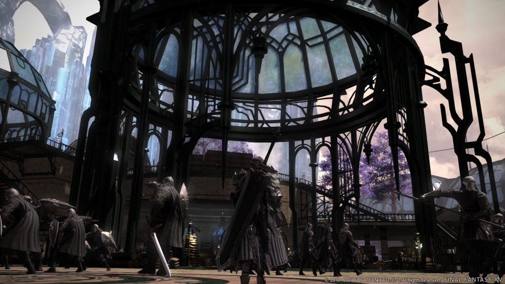 final fantasy xiv crystarium