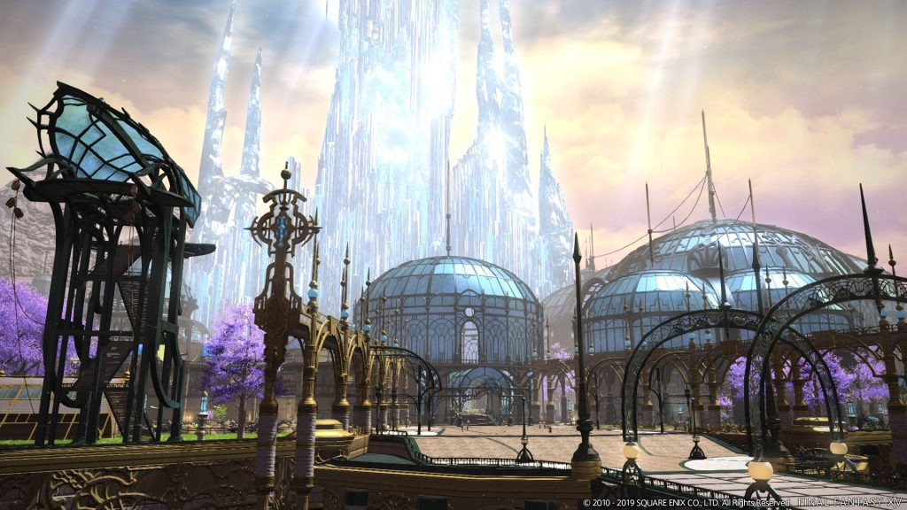 final fantasy xiv crystarium