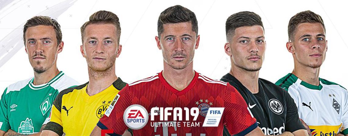 FIFA 19: Das sind die Predictions zum Bundesliga-TOTS