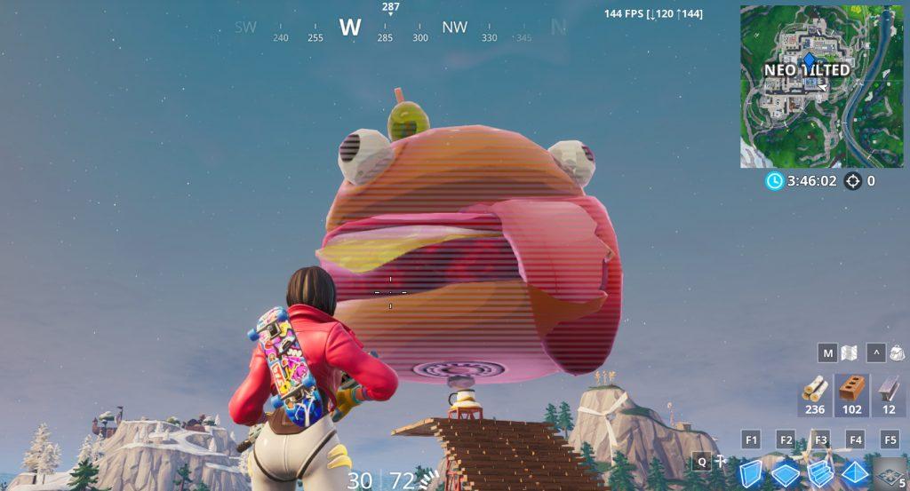 FN Burger Holo
