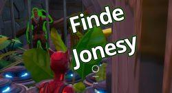 FN Finde Jonesy Titel
