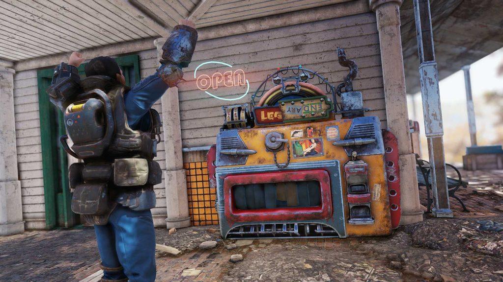 Fallout 76 legendäre Automaten
