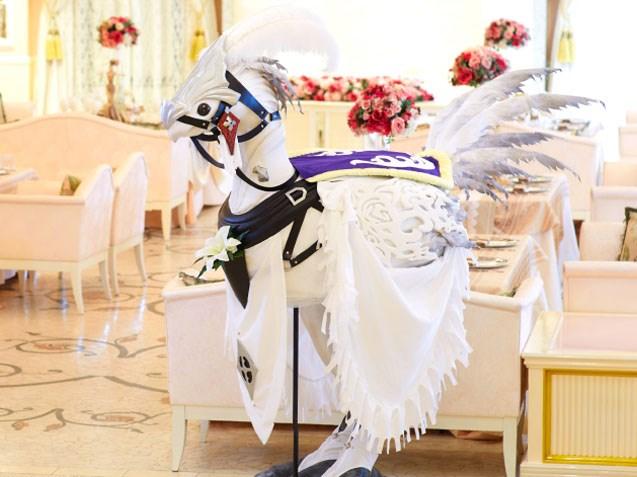 Final Fantasy 14 Wedding Chocobo