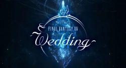 Final Fantasy 14 Wedding