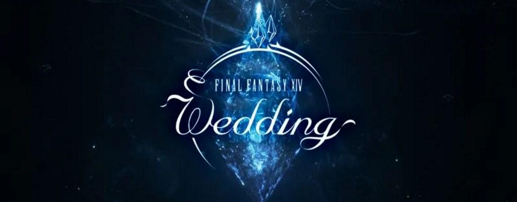 Final Fantasy XIV zeigt: So krass sieht eine MMORPG-Hochzeit in echt aus