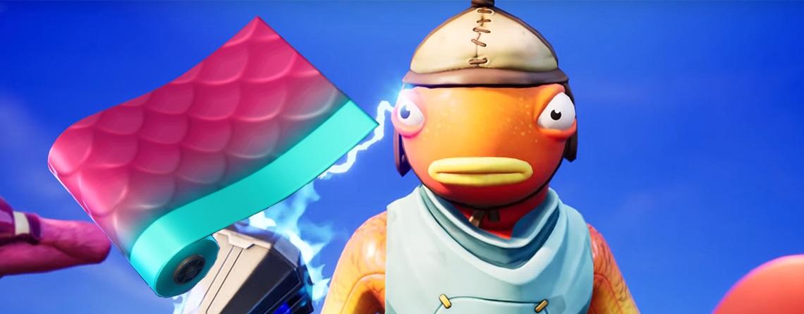 Neuer Fisch-Skin in Fortnite hielt nicht, was er versprach – Jetzt gibt's Geld zurück