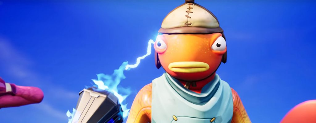 Fortnite Fisch Thor Titel
