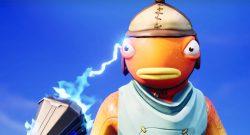 Fortnite Fisch Thor Titel