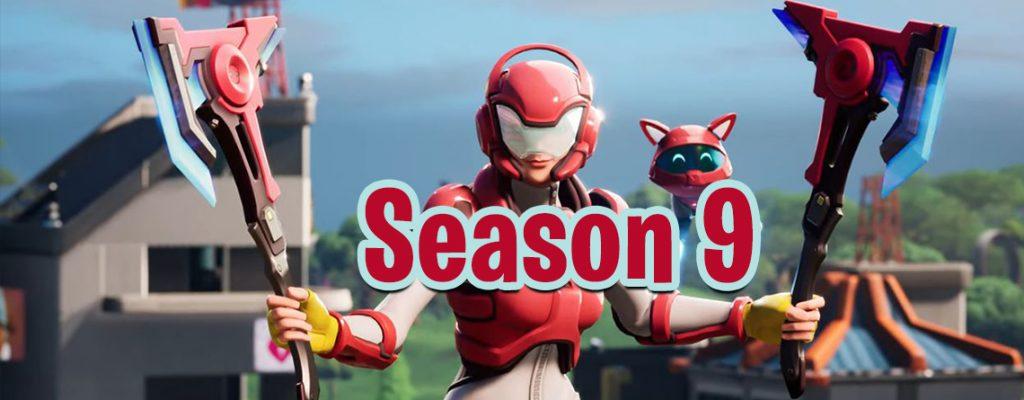 Fortnite Season 9 Titel Rox