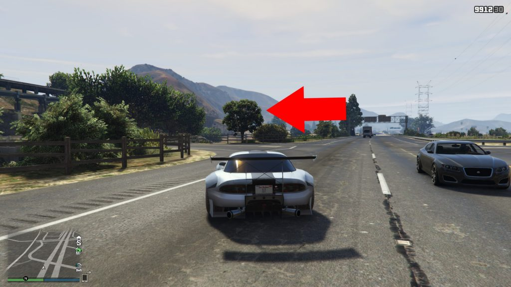 GTA 5 Online Zeitrennen Küste zu Küste Abbiegen