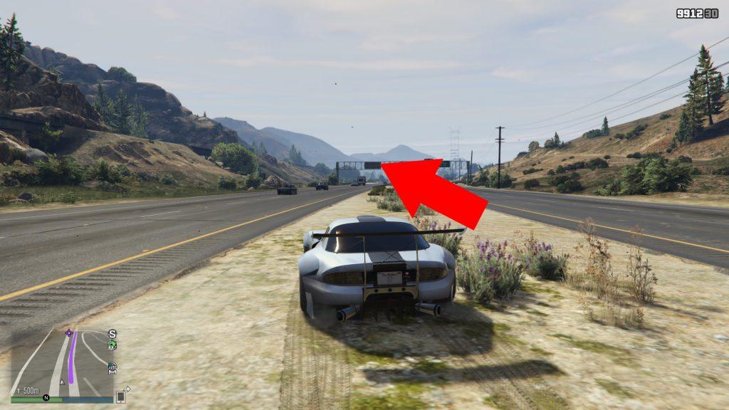 GTA 5 Online Zeitrennen Küste zu Küste Seite wechseln