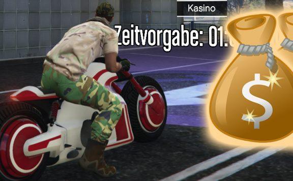 GTA Kasino Rennen Titel