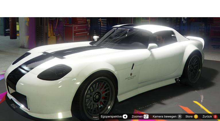GTA Online 900R Snap