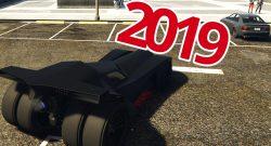 GTA Online Vigilante 2019 Titel