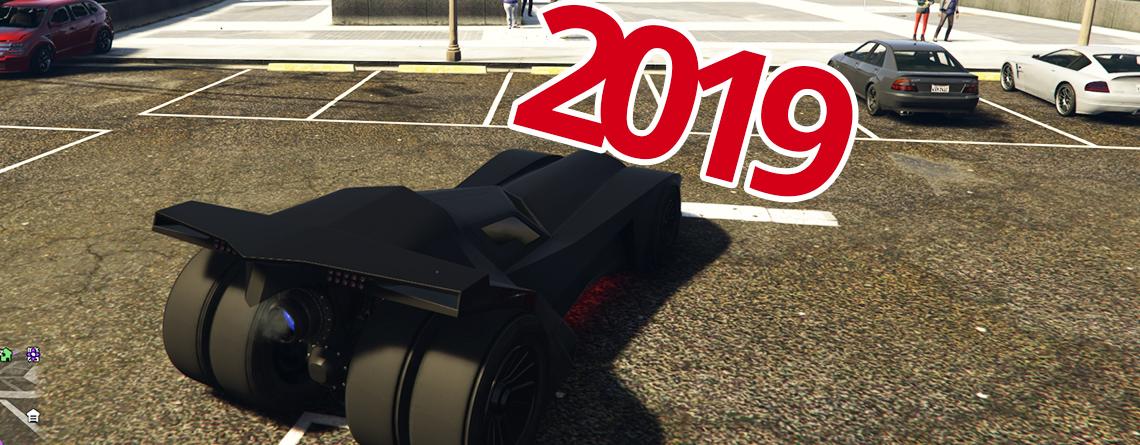Das sind die schnellsten Autos in GTA Online – Stand 2019