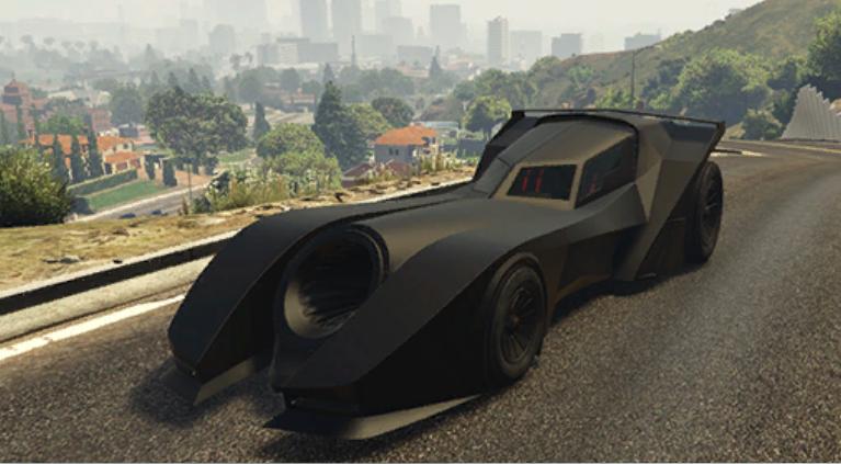 GTA Online Vigilante Snap