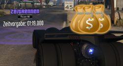 GTA Route 68 Zeitrennen Titel Geld