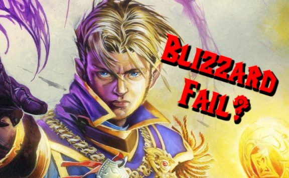 Hearthstone Priest Blizzard Fail title 1140×445