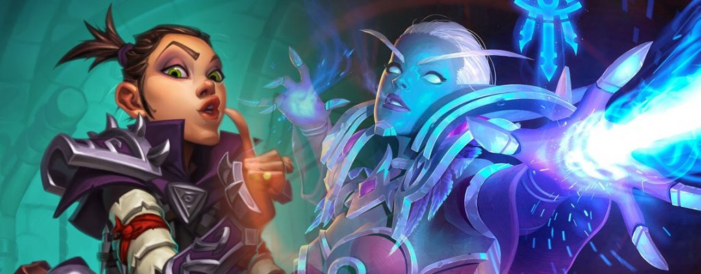 Hearthstone Ray of Frost pssst mashup title 1145x440