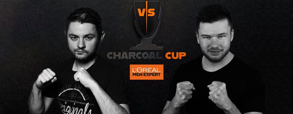 Charcoal Cup 2019 - Dawid von MeinMMO und Prownnez