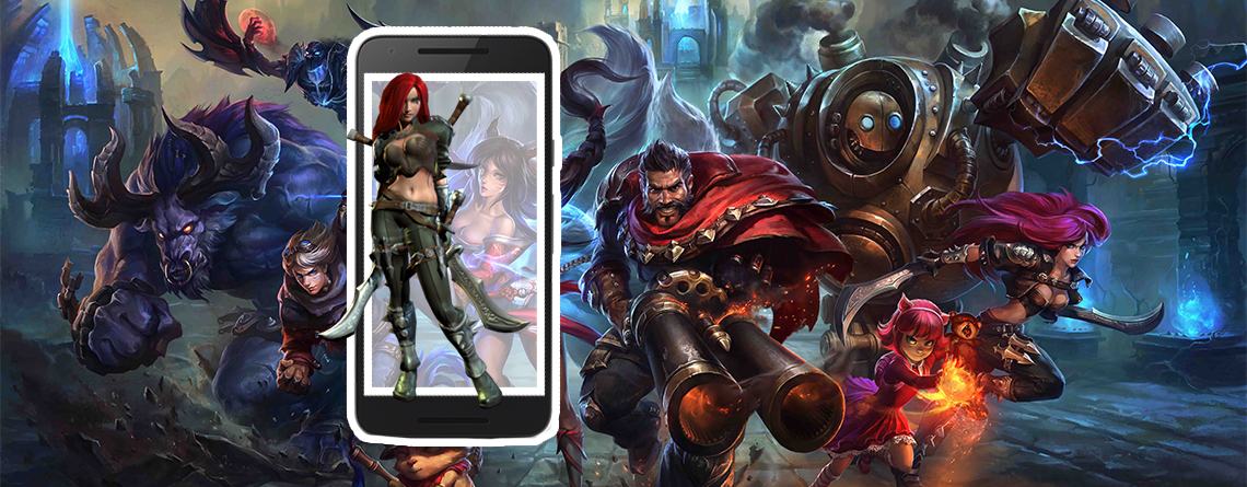League of Legends auf dem Smartphone? Mobile-Version von LoL angeblich in Arbeit
