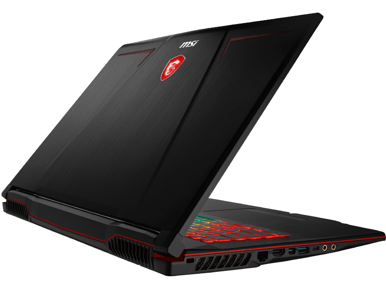 MSI GP73 8RE-083DE Leopard Gaming-Notebook