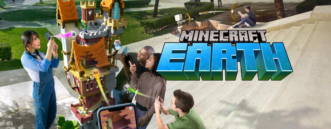 Alles, was wir zu Minecraft Earth wissen: Gameplay, Beta, Release