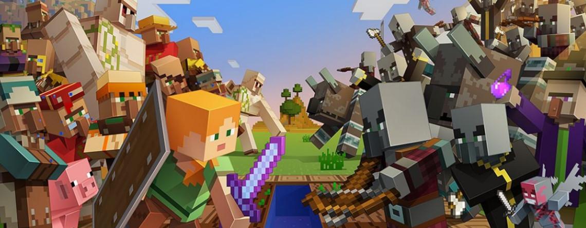 5 Gründe, warum ihr wieder anfangen solltet, Minecraft zu zocken