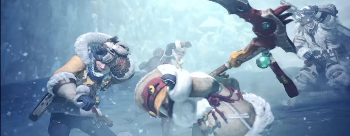 Iceborne wird ähnlich groß wie Monster Hunter World – Scheint Fan-Wünsche zu erfüllen