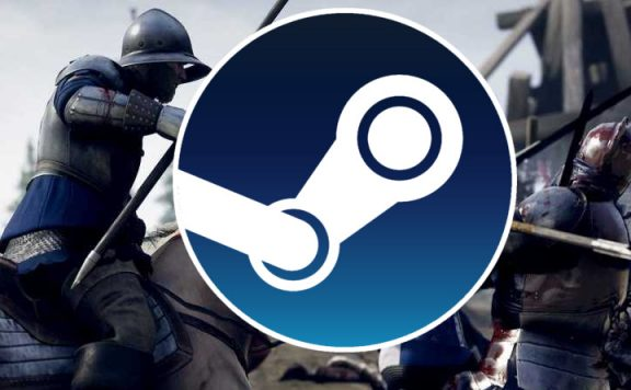 Mordhau Pferd Erfolg auf Steam Titel