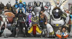 Overwatch Anniversary Event title 1140×445