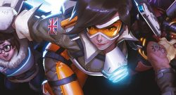 Overwatch Artbook Cover title 1140×445