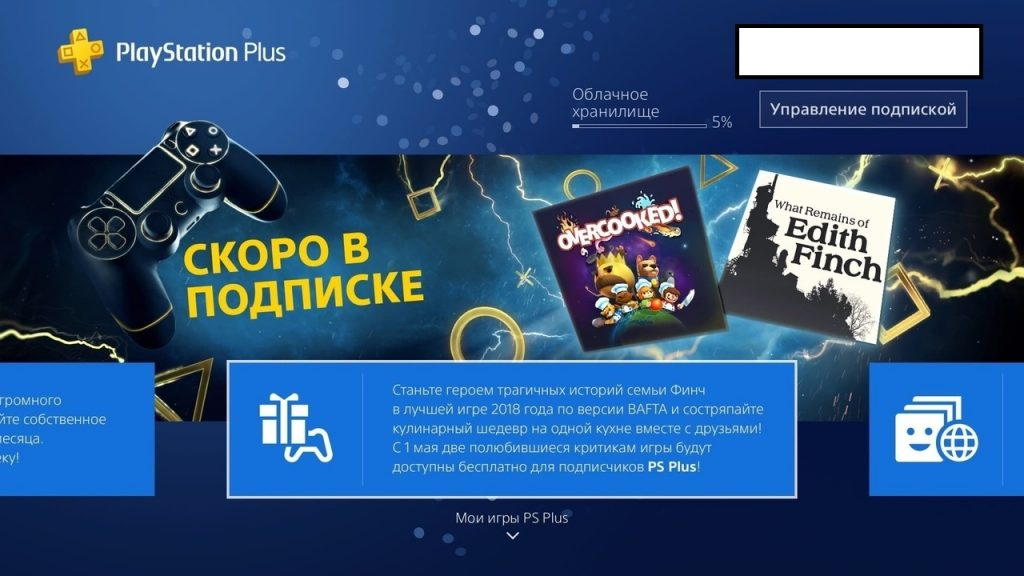 PS Plus Leak Overcooked Edith Finch