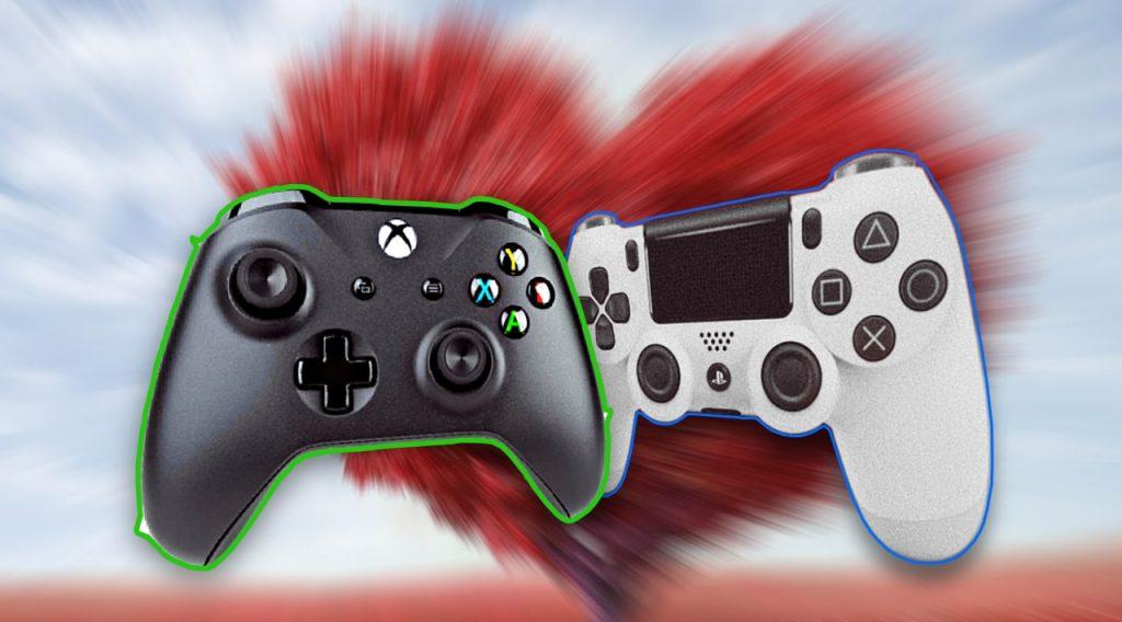 PS4 und Xbox One Liebe