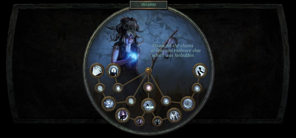 Path fo Exile Occultist Aszendent