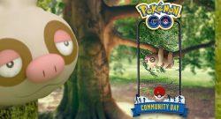 Pokémon GO Bummelz Community Day