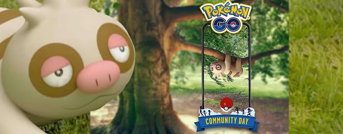 Pokémon GO: Community Day im Juni startet mit Bummelz und diesen Boni