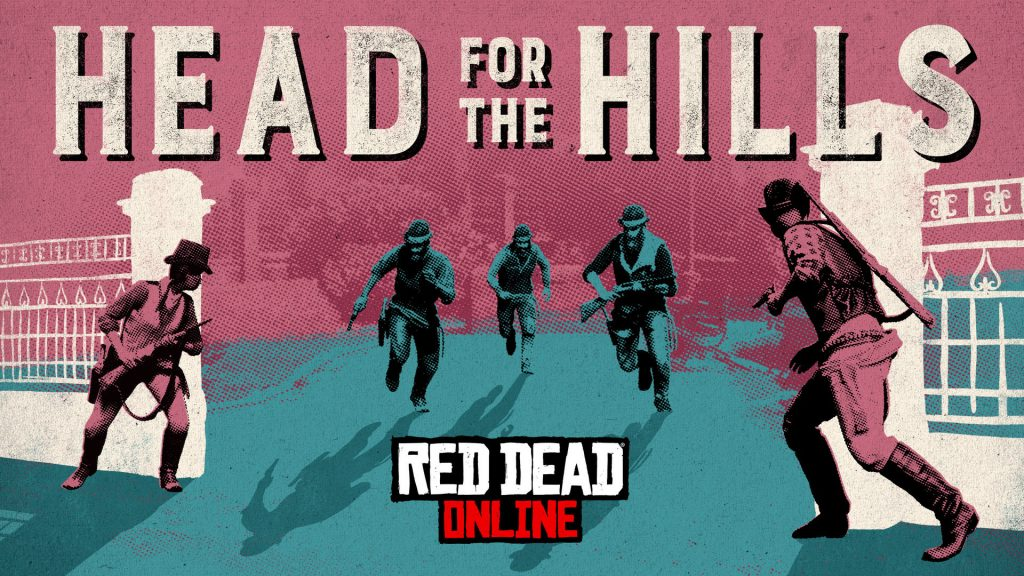 RDR 2 Head for the Hills