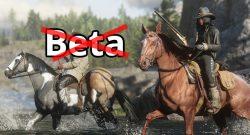 Red Dead Online Beta Ende