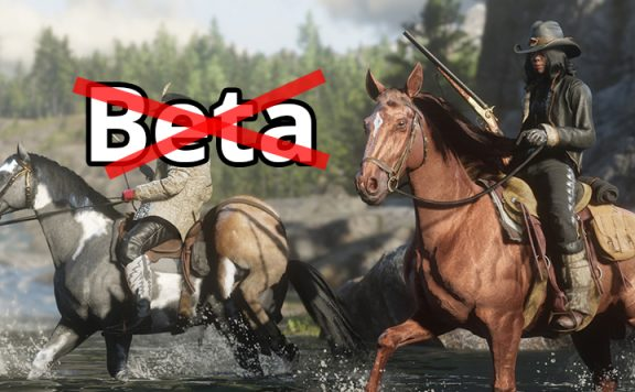 Red Dead Online Beta Ende