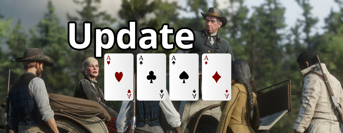 Red Dead Redemption 2: Online-Modus geht jetzt endlich weiter – Riesen-Update bringt Poker und viel mehr