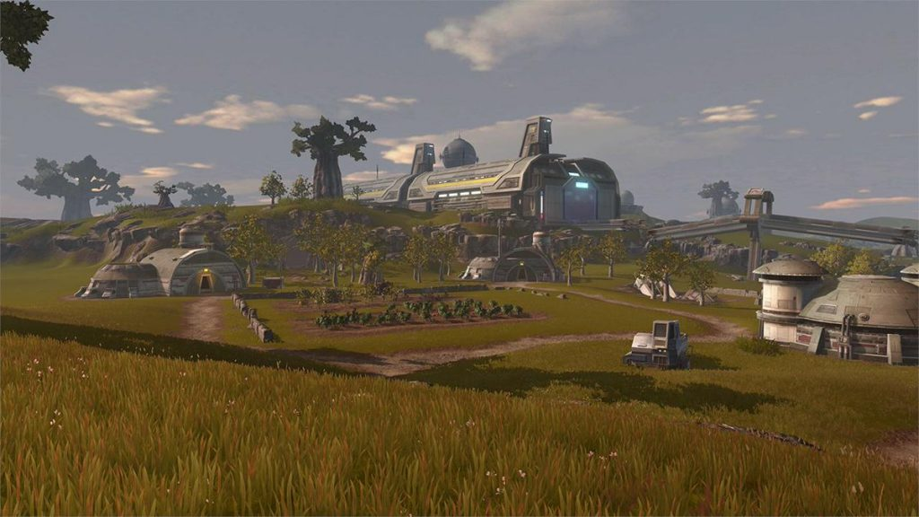SWTOR Onslaught Farm