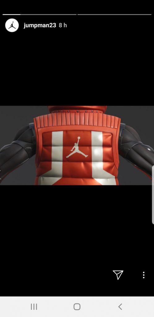 Michael Jordan Instagram Fortnite