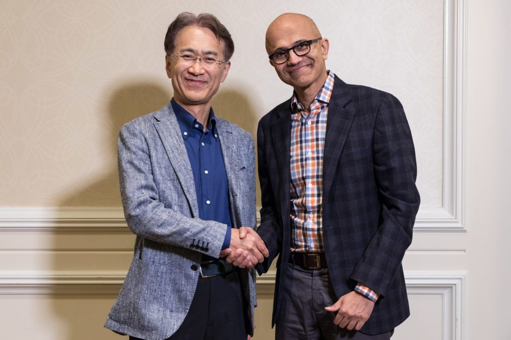 Sony-Microsoft-Deal
