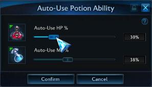 TERA Auto use