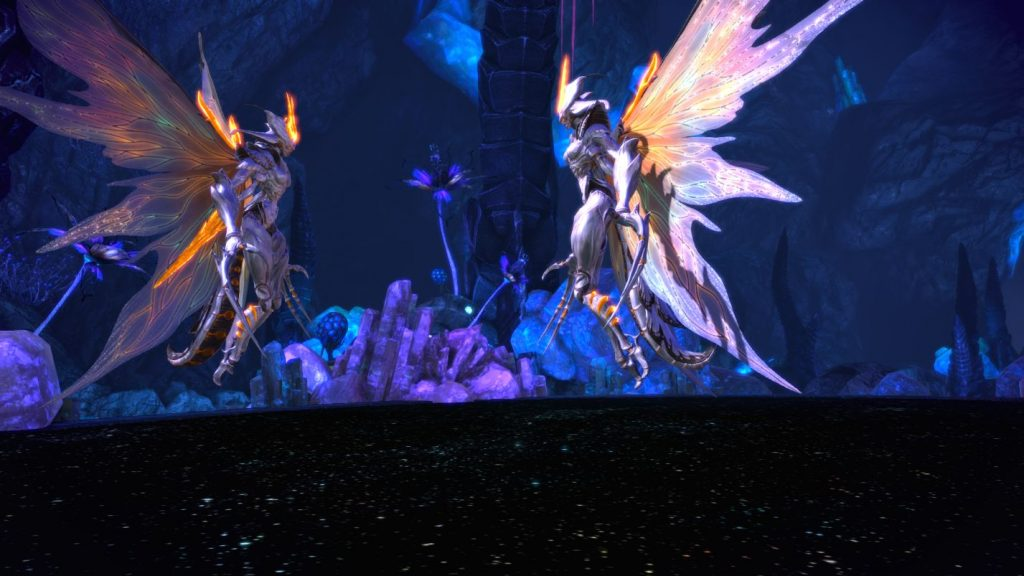 Tera Angelic Buttefly Creatures