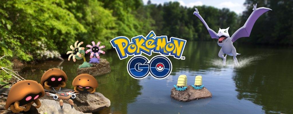 Pokémon GO: Abenteuerwoche 2019 bringt 3 neue Shiny und massig EP
