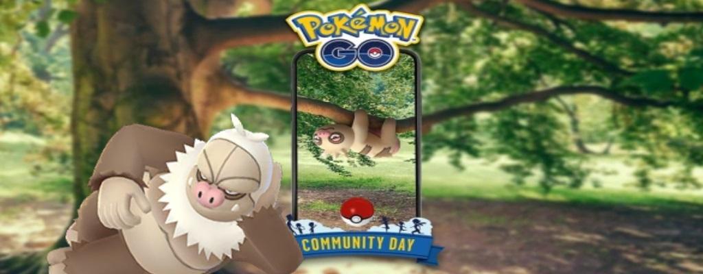 Pokémon GO: Wir wissen jetzt, wann der Community Day mit Bummelz wiederholt wird