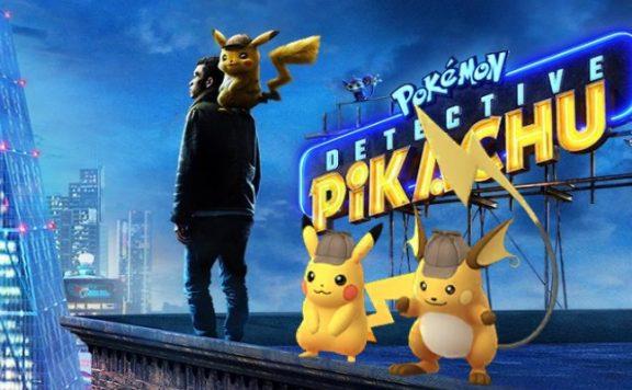 Titelbild Detektiv Pikachu