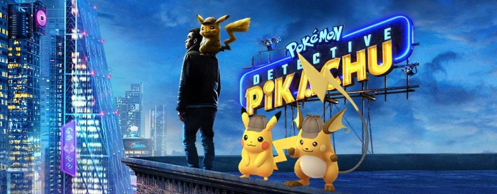 Ihr wollt Detektiv Pikachu in Pokémon GO? So klappt der Photobomb